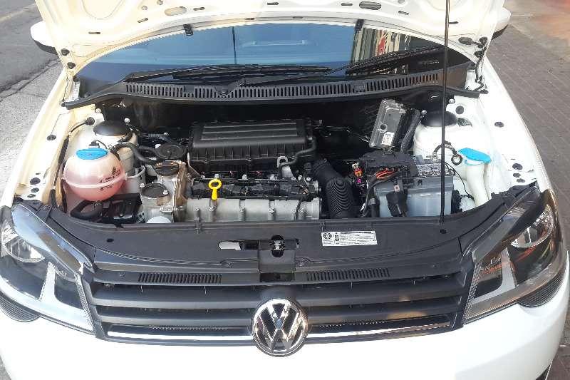 VW Polo Vivo 5 door 1.4 Trendline 2017