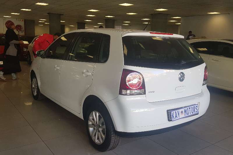 VW Polo Vivo 5 door 1.4 Trendline 2017