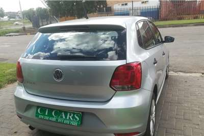 VW Polo Vivo 5-door 1.4 Trendline 2018