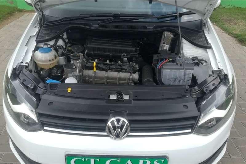 VW Polo Vivo 5-door 1.4 Trendline 2018