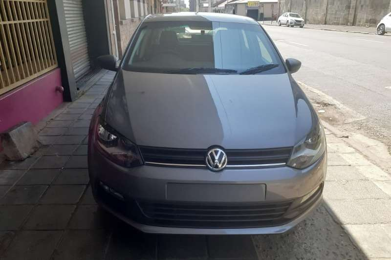 VW Polo Vivo 5 door 1.4 Trendline 2019