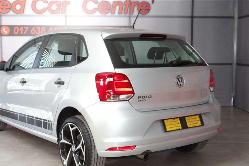 VW Polo Vivo 5 door 1.4 Trendline 2019