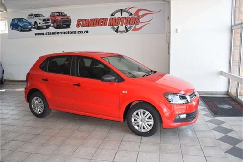 VW Polo Vivo 5 door 1.4 Trendline 2020
