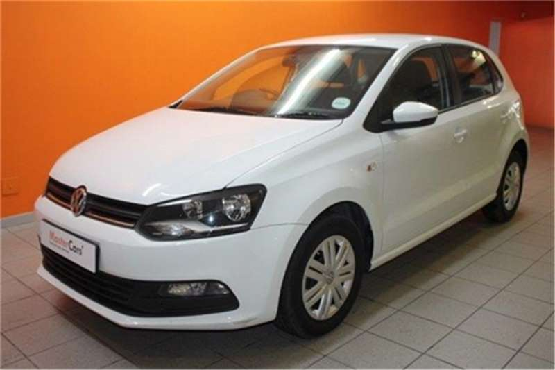 VW Polo Vivo 5-door 1.4 Trendline 2020