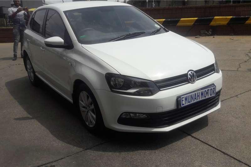 VW Polo Vivo 5 door 1.4 Trendline 2020
