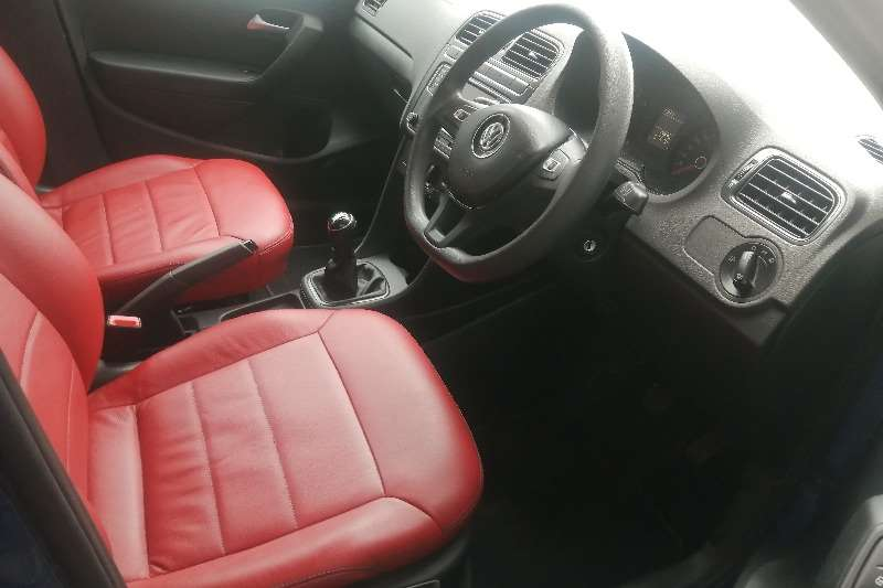 Used 2021 VW Polo Vivo 5 door 1.4 Trendline