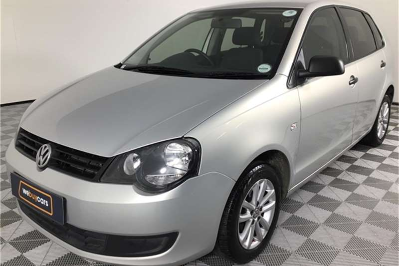 VW Polo Vivo 5-door 1.4 Trendline auto 2011