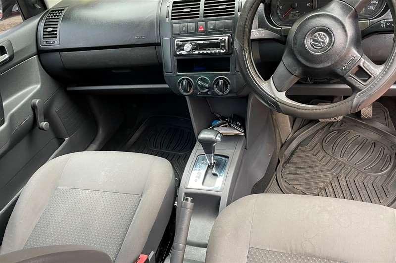 VW Polo Vivo 5 door 1.4 Trendline auto 2011