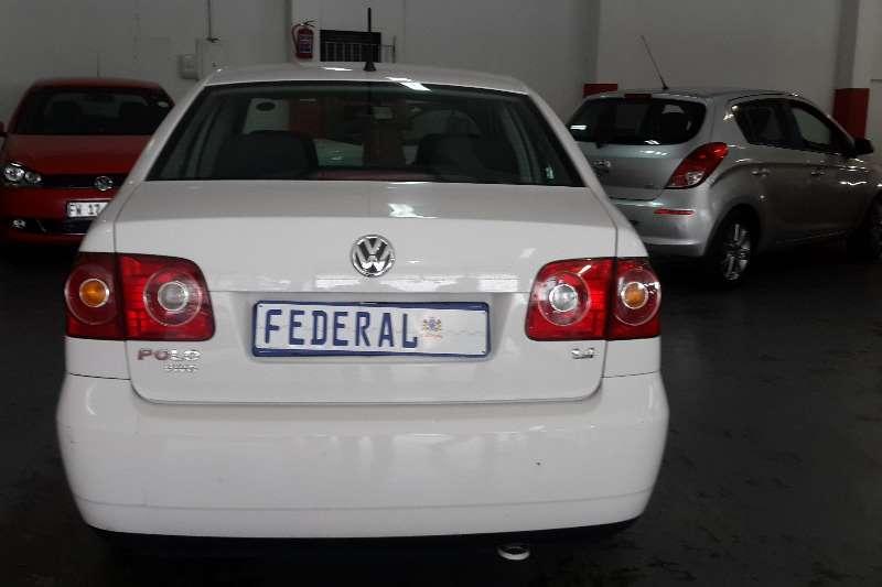 VW Polo Vivo 5 door 1.4 Trendline auto 2012