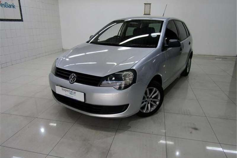 VW Polo Vivo 5 Door 1.4 Trendline Auto 2012