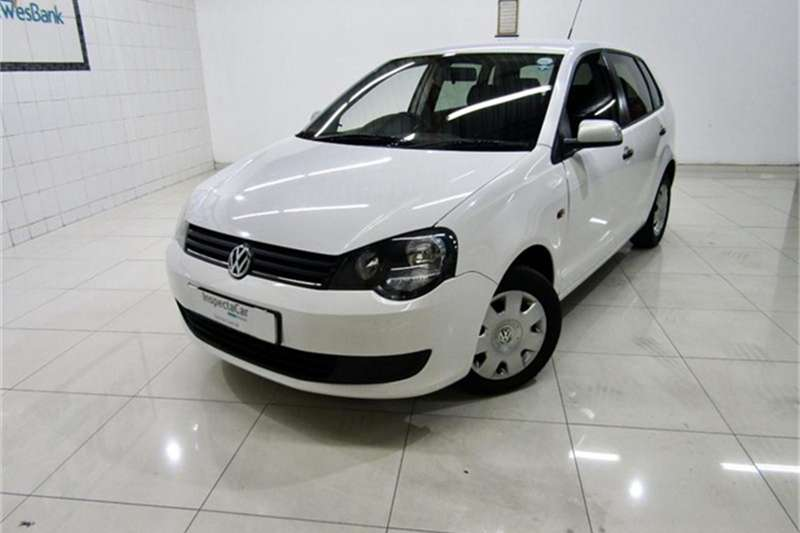 VW Polo Vivo 5 door 1.4 Trendline auto 2013