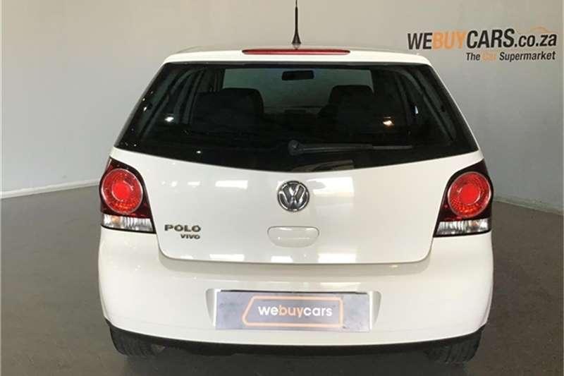 VW Polo Vivo 5 door 1.4 Trendline auto 2013