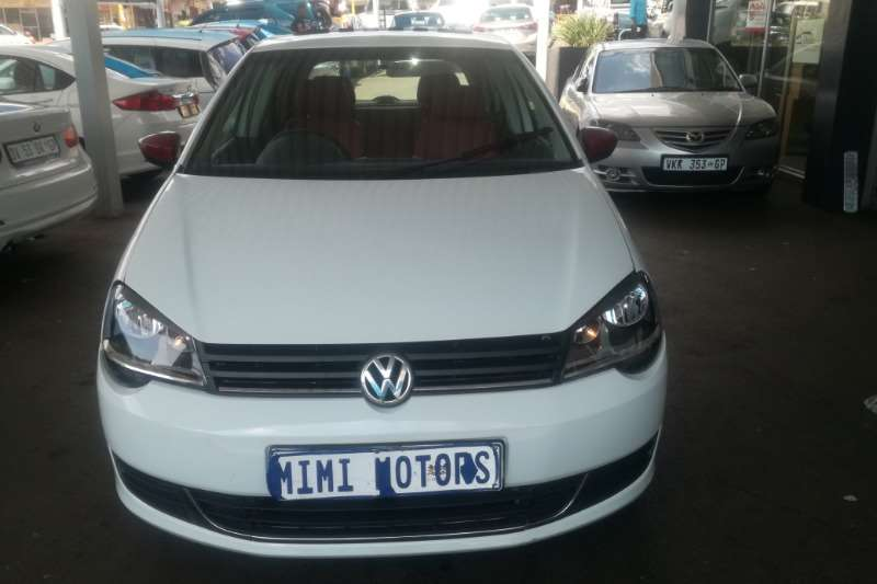 VW Polo Vivo 5 door 1.4 Trendline auto 2014
