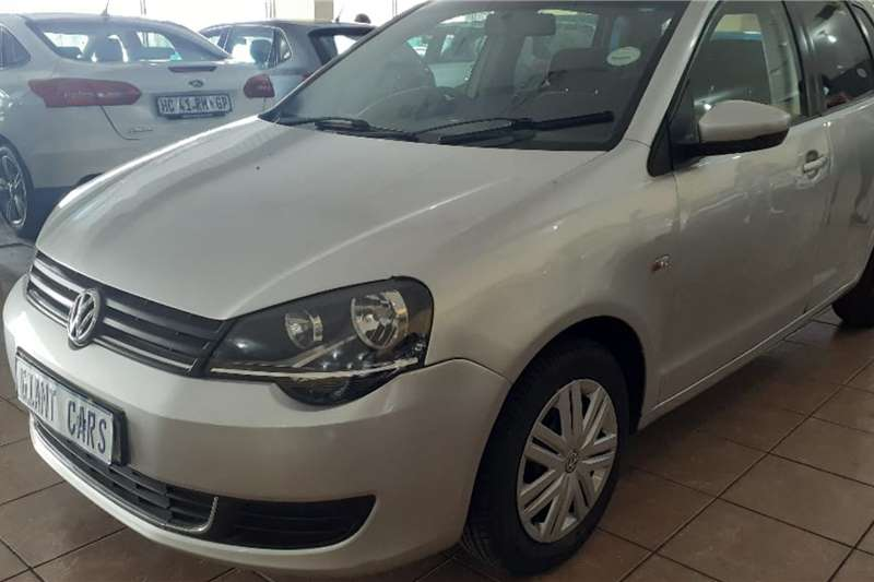 VW Polo Vivo 5 door 1.4 Trendline auto 2016