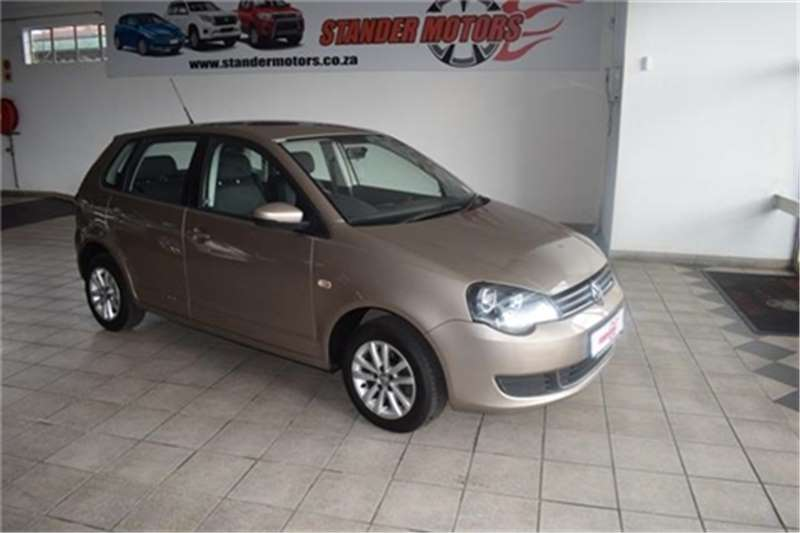 VW Polo Vivo 5 door 1.4 Trendline auto 2017