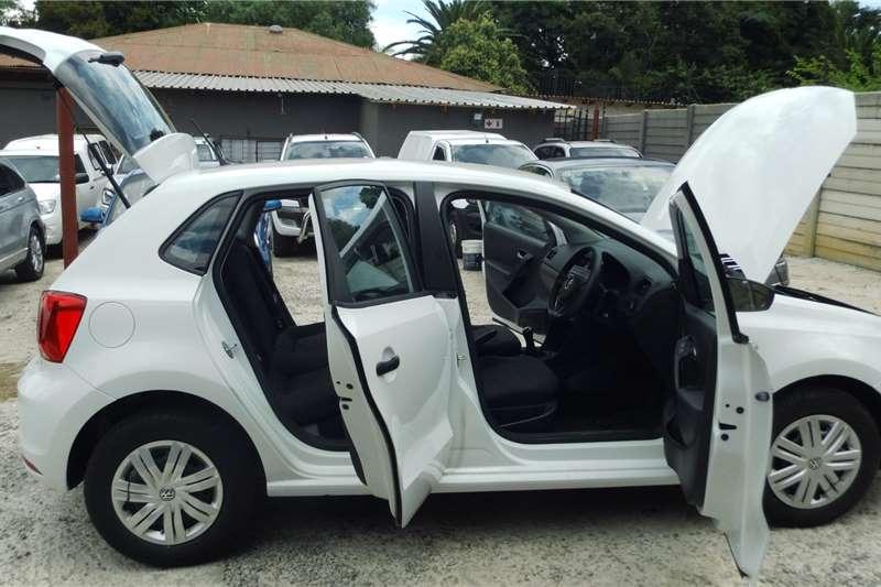 2019 VW Polo Vivo Polo Vivo 5-door 1.4 Trendline auto