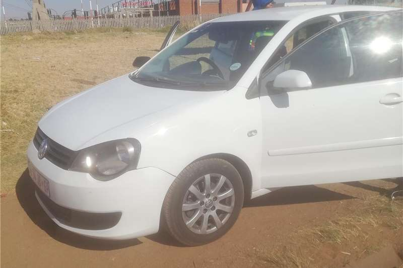 VW Polo Vivo 5 door 1.6 2008