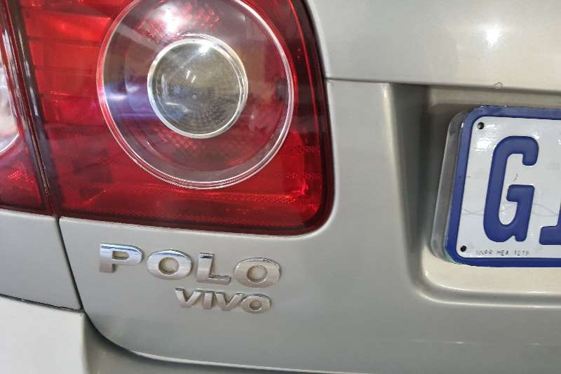 VW Polo Vivo 5 door 1.6 2010