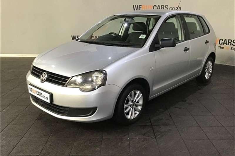 VW Polo Vivo 5 door 1.6 2011