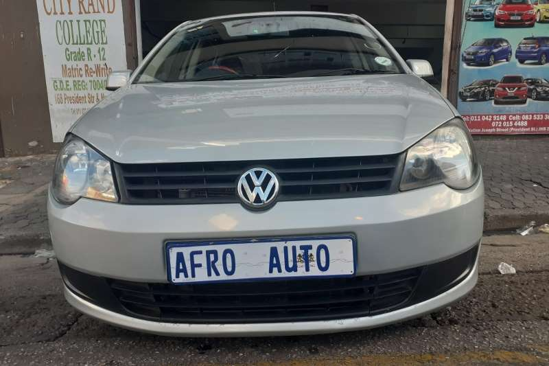 Used 2011 VW Polo Vivo 5 door 1.6