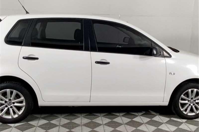 2011 VW Polo Vivo Polo Vivo 5-door 1.6