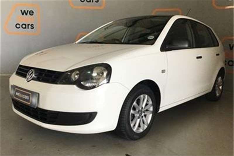 VW Polo Vivo 5-door 1.6 2012