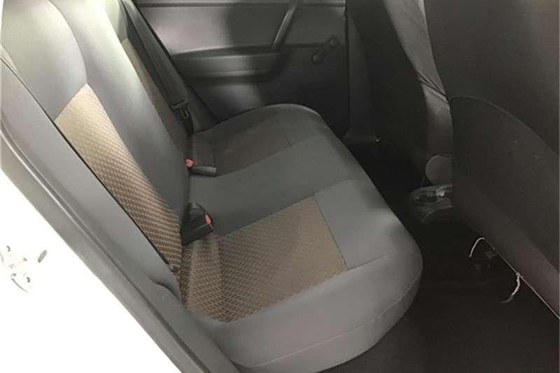 VW Polo Vivo 5-door 1.6 2012