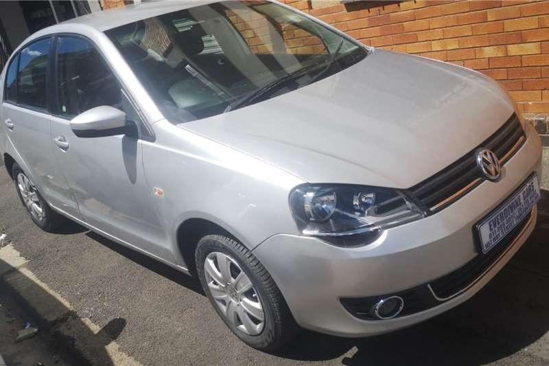 Used 2012 VW Polo Vivo 5 door 1.6