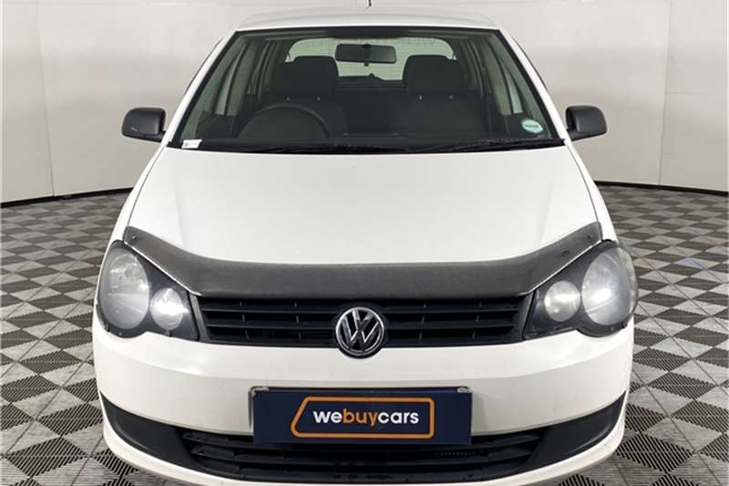 2012 VW Polo Vivo Polo Vivo 5-door 1.6