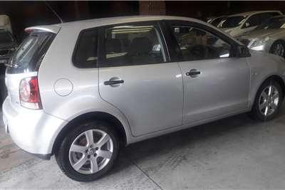 VW Polo Vivo 5 door 1.6 2013