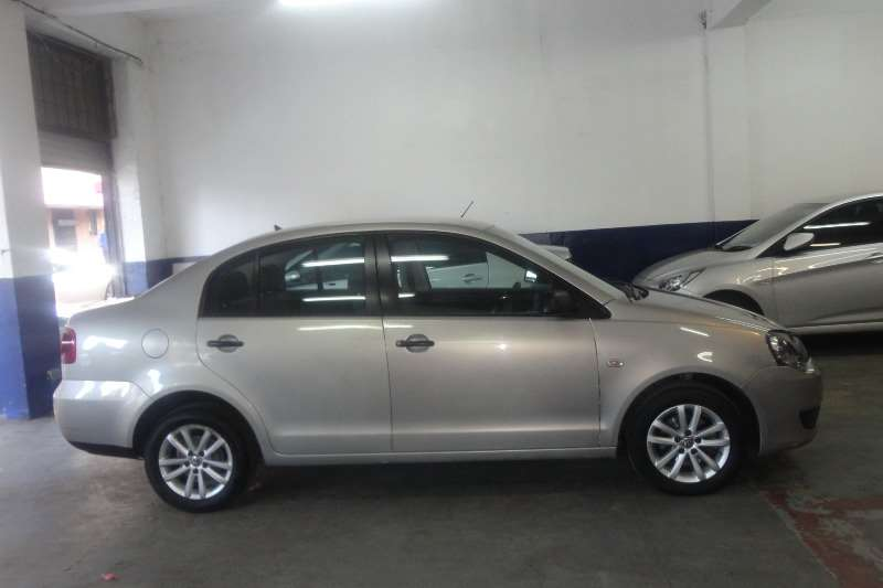 VW Polo Vivo 5 door 1.6 2014
