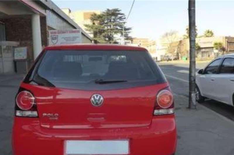VW Polo Vivo 5 door 1.6 2014