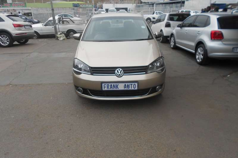 VW Polo Vivo 5 door 1.6 2015