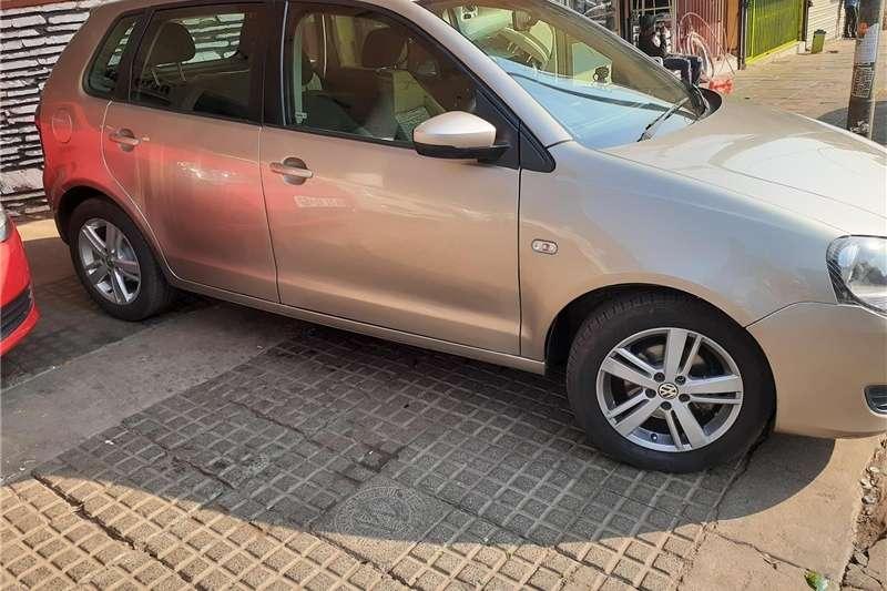 VW Polo Vivo 5 door 1.6 2015