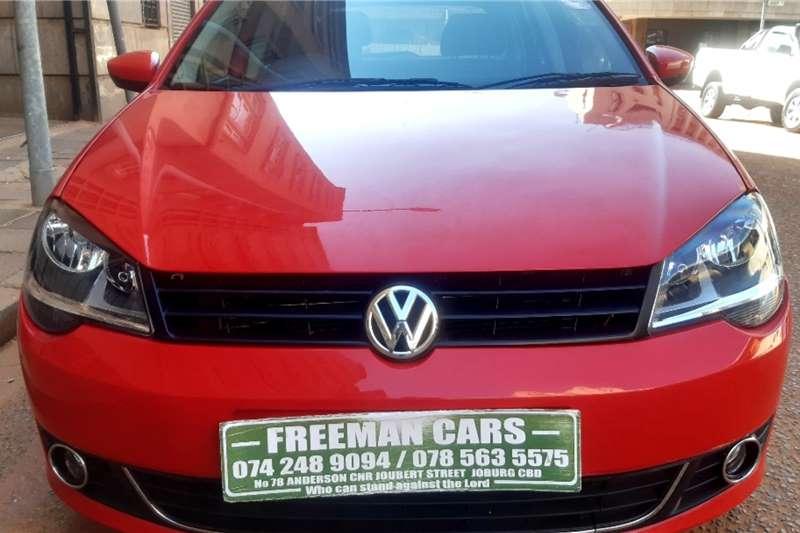 Used 2015 VW Polo Vivo 5 door 1.6
