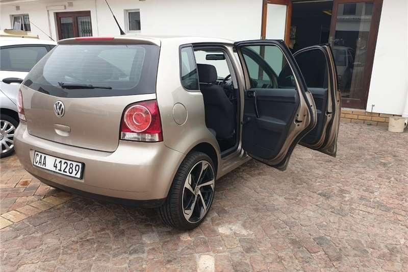 VW Polo Vivo 5 door 1.6 2017