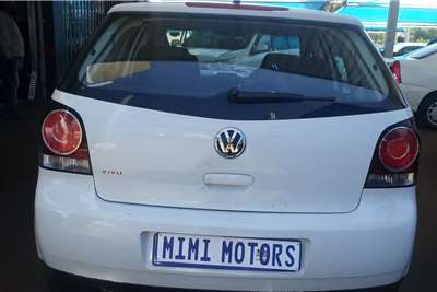 Used 2017 VW Polo Vivo 5 door 1.6