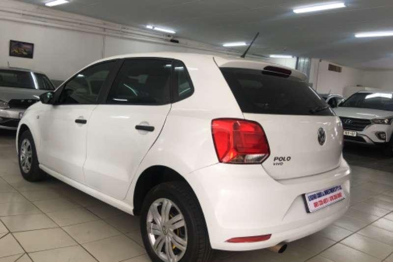 VW Polo Vivo 5 door 1.6 2018