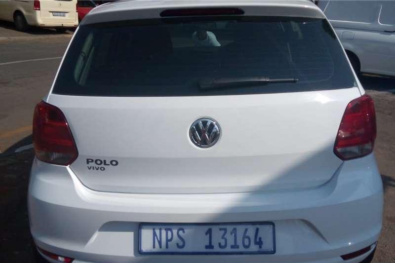 Used 2020 VW Polo Vivo 5 door 1.6
