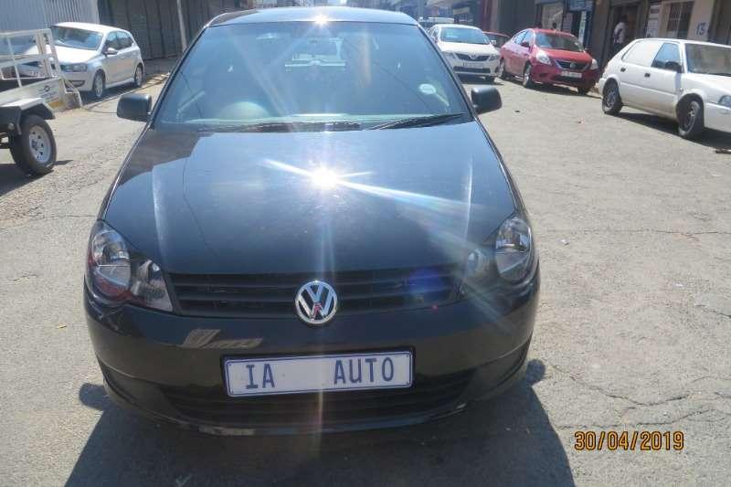 VW Polo Vivo 5 door 1.6 GT 2012