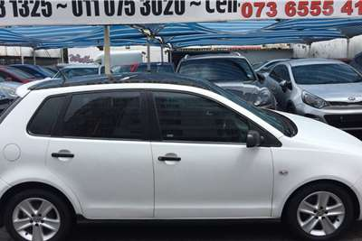 VW Polo Vivo 5 door 1.6 GT 2014