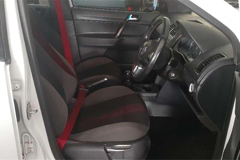 VW Polo Vivo 5 door 1.6 GT 2015