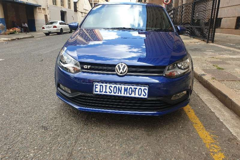 VW Polo Vivo 5 door 1.6 GT 2020