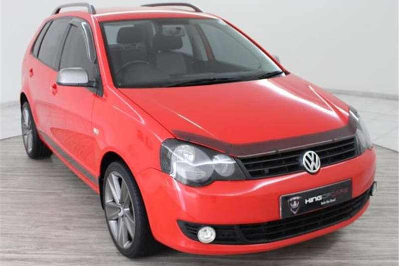 VW Polo Vivo 5 door 1.6 Maxx 2013
