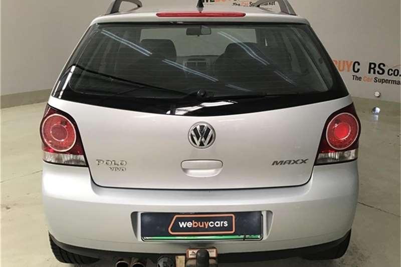 VW Polo Vivo 5 door 1.6 Maxx 2013