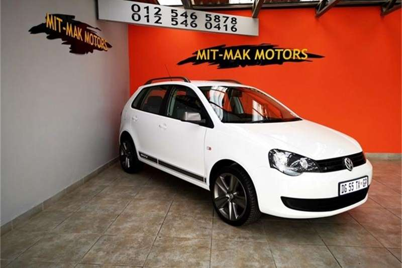 VW Polo Vivo 5 door 1.6 Maxx 2014