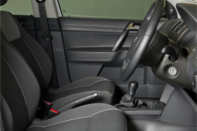 VW Polo Vivo 5-door 1.6 Maxx 2014