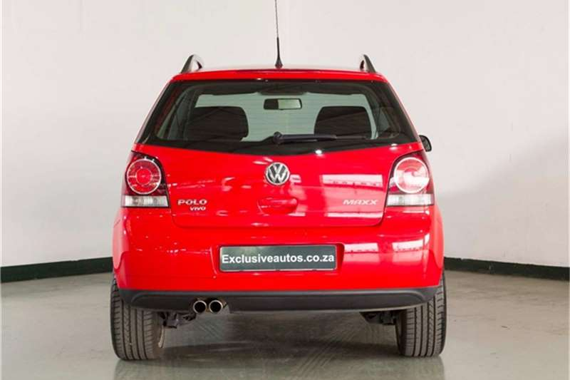 VW Polo Vivo 5-door 1.6 Maxx 2014