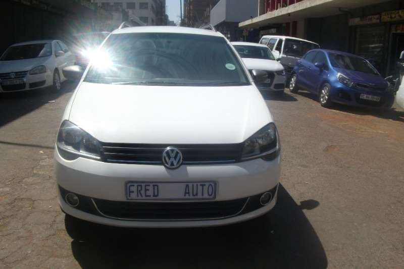 VW Polo Vivo 5 door 1.6 Maxx 2015