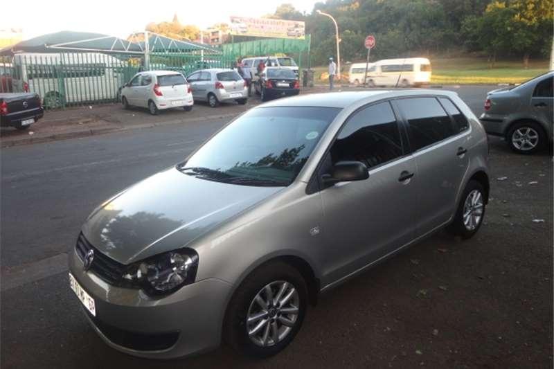 VW Polo Vivo 5 door 1.6 tradeline 2013